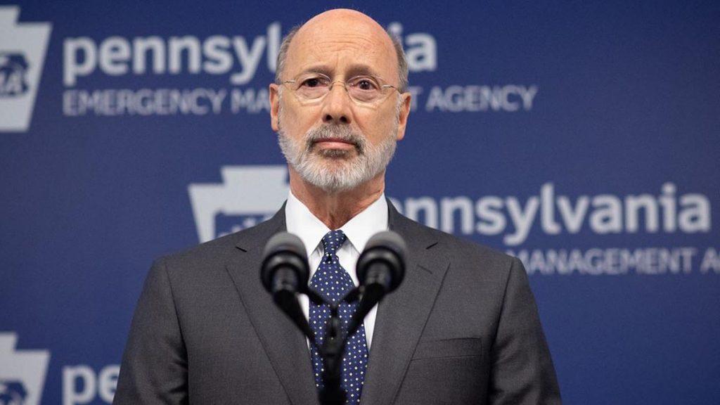 Governor of Pennsylvania Tom Wolf