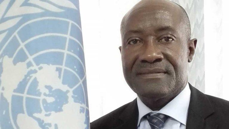 Fred Kafeero FAO Nigeria