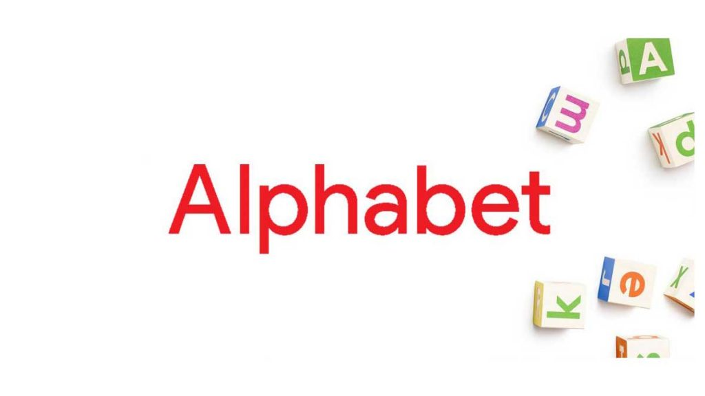 Google's parent company Alphabet